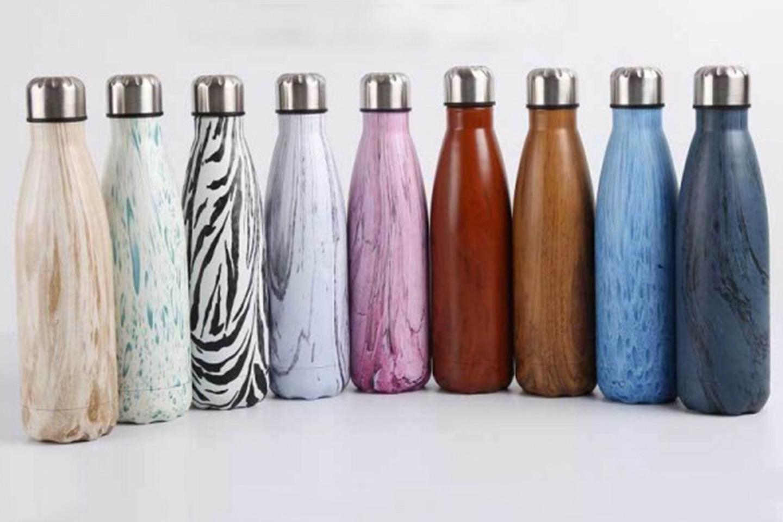 Drikkeflaske i rustfritt stål (1 av 1)
