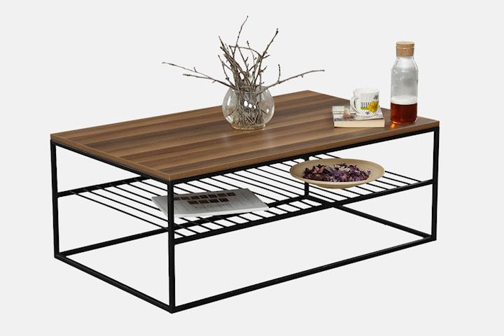Hanah Home kvadratiskt eller rektangulärt soffbord