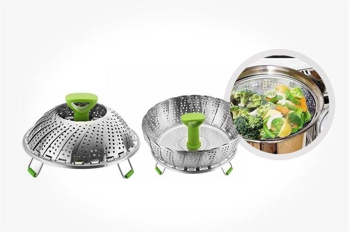 Damprist til grønnsaker