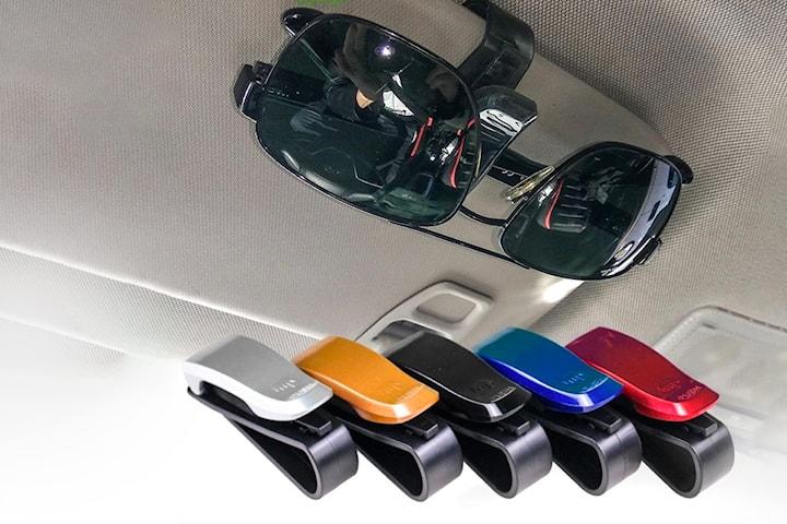 Solglasögonfäste för bil