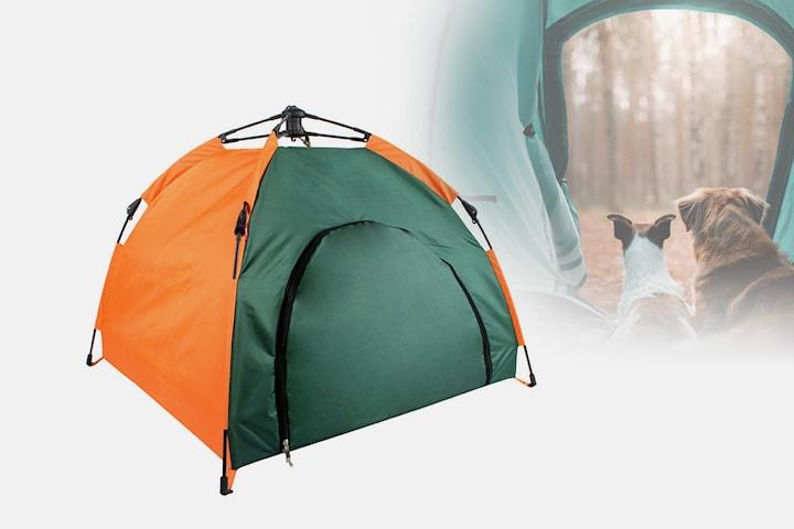 Tält för hund eller katt