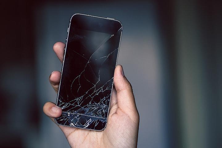 Glasbyte för iPhone