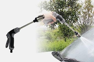 Sprøytepistol for vannslange