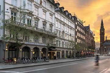 Övernattning för 2 på First Hotel Kong Frederik, Köpenhamn