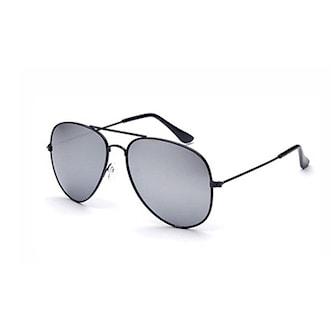 Svart, Pilot Sunglasses, Pilotbriller, ,