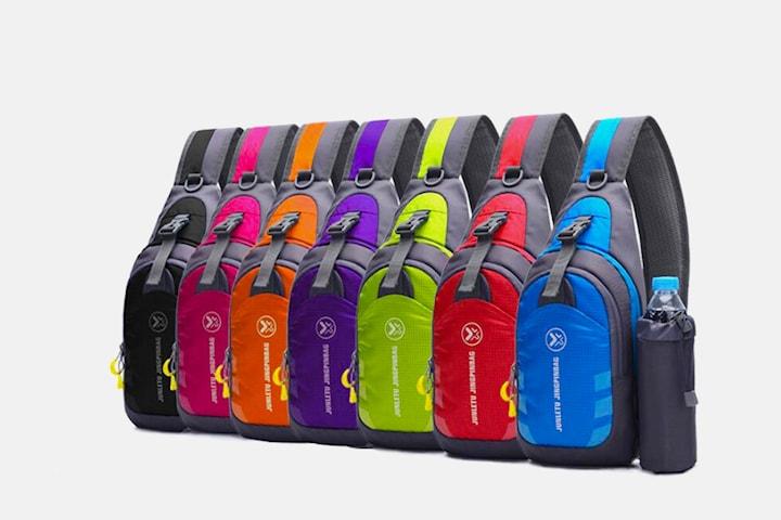 Sportig ryggsäck
