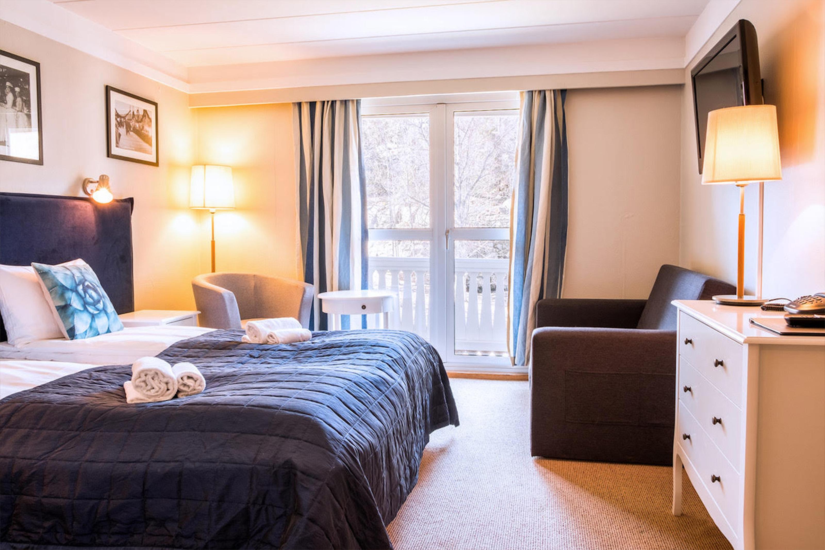 Nyt våren med spaopphold for to personer på Hankø Hotell & Spa