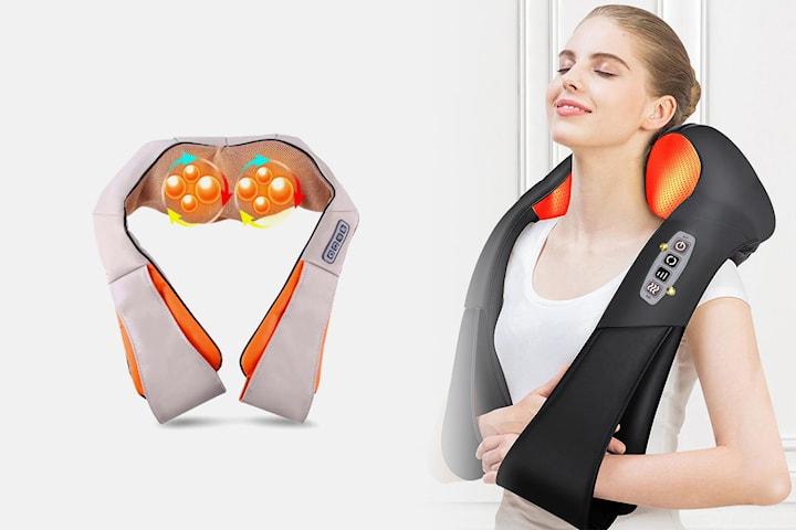 Massagekudde för nacken