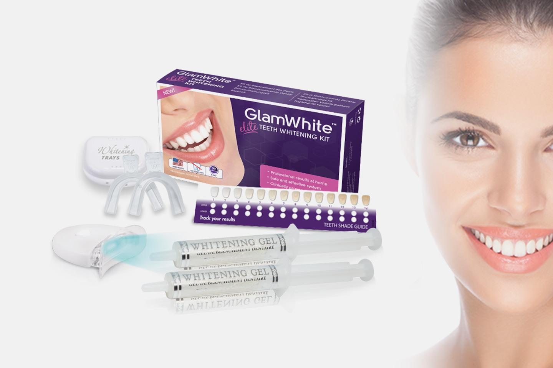 GlamWhite tandblekning hemma (1 av 4)