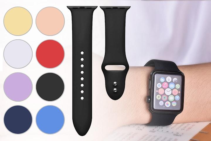 Armband till Apple Watch 2-pack