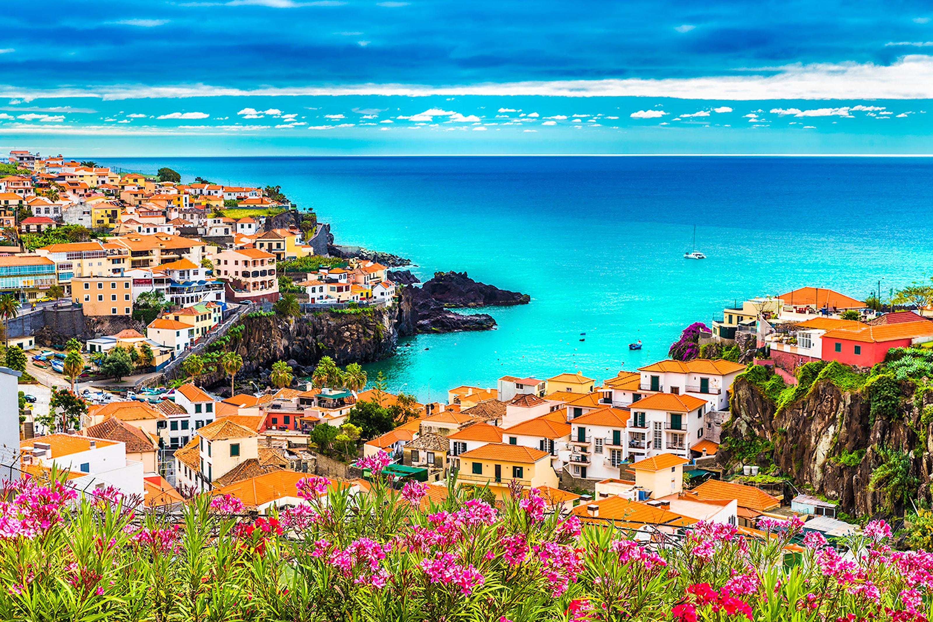 Solia: Pakkereise til Madeira, Portugal i mai & juni