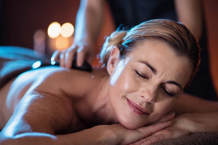 Deluxe-massage: 50 och 20 min