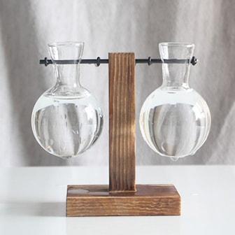 13.5x11.5 cm, Doble Bottle, Dubbla vaser, ,