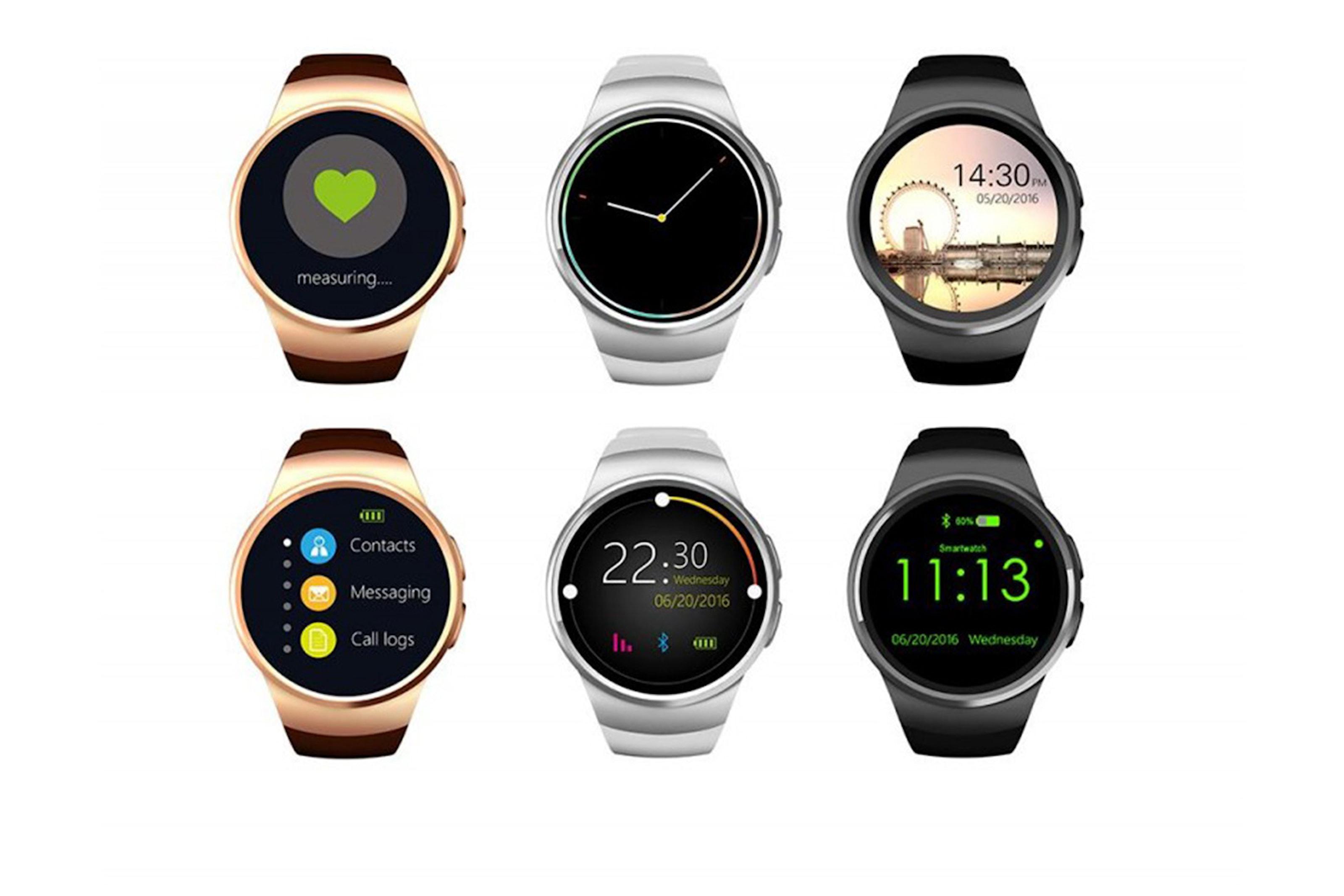 2i1 Bluetooth smartwatch