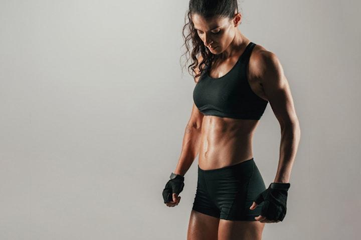 Bygg muskler och förbränn fett