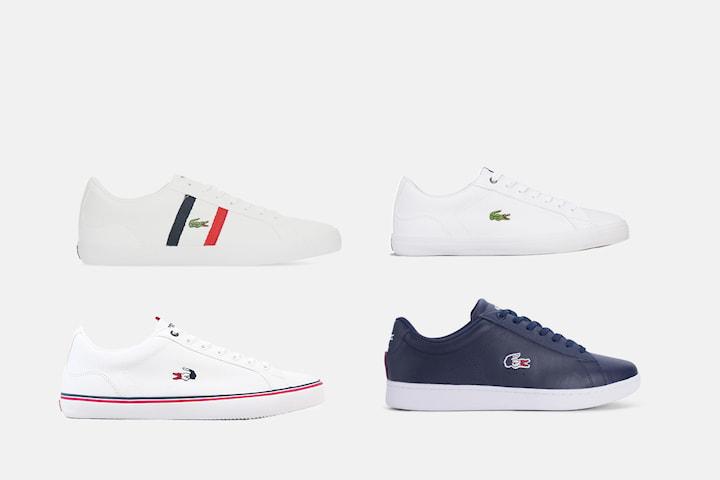 Lacoste sneakers herr
