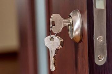 Kopiering av 2 nycklar