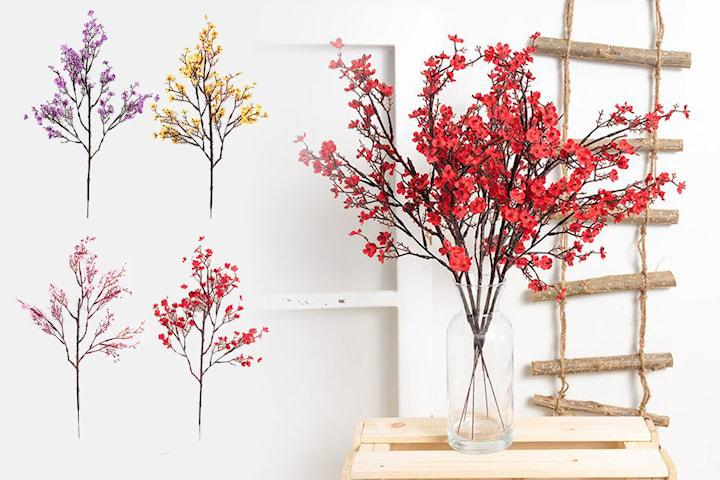 Konstgjord blomma Brudslöja 2-pack