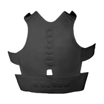 Svart, L, Back Brace Posture Corrector, Ryggstøtte, ,