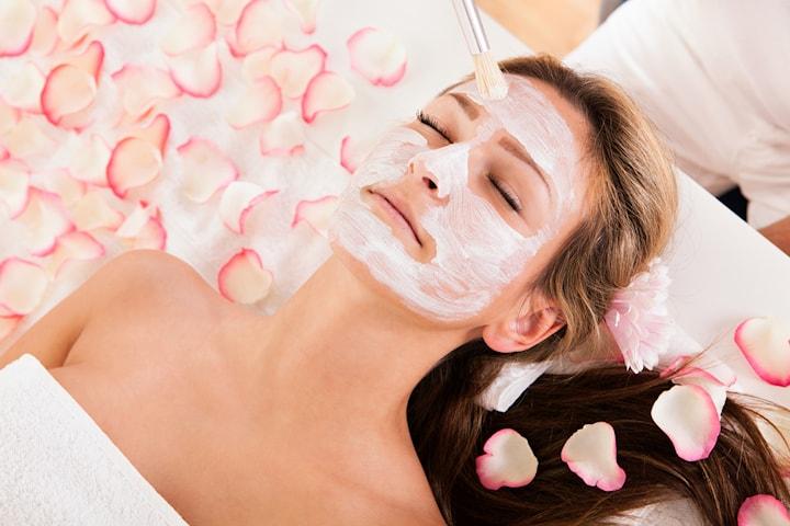 Advanced lyxig ansiktsbehandling, 60 min
