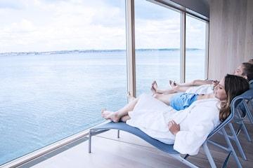 Gullmarsstrand hotell för 2 personer