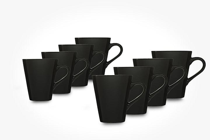 Sagaform Jamaica mugg 8-pack
