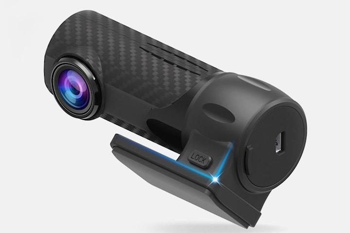 Dashcam till bilen 140 ° med WiFi och full HD