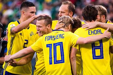 Uefa Nations League Sverige - Ryssland