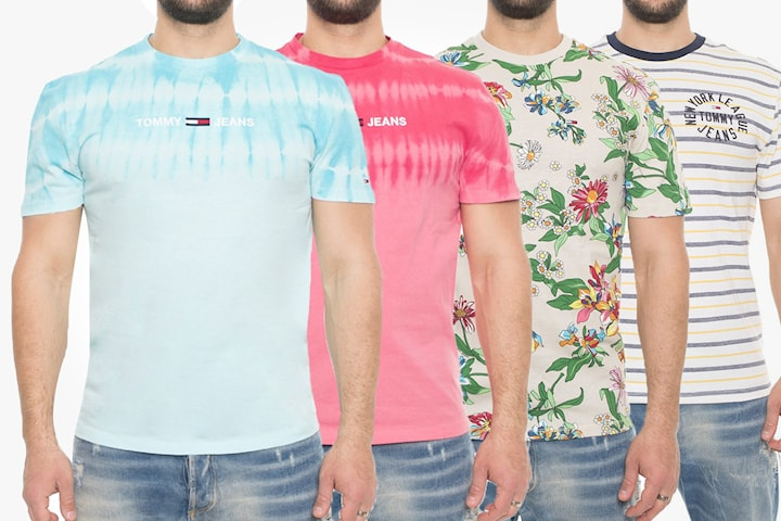 Tommy Jeans T-shirt herr