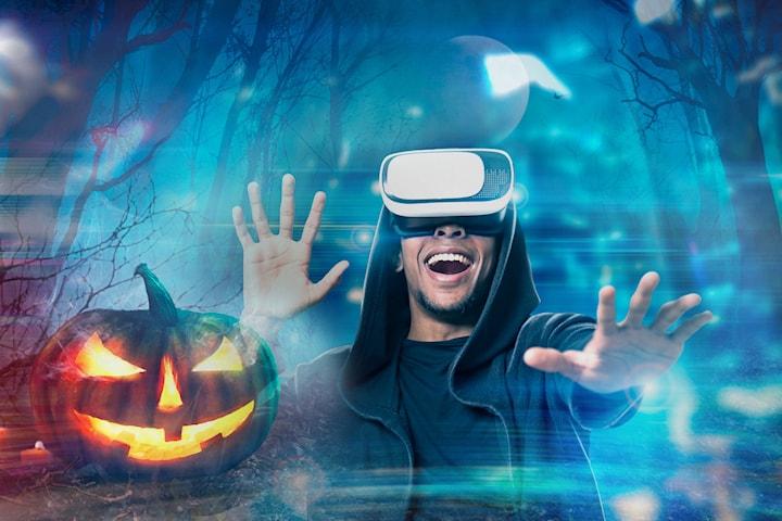2 för 1: Upplev virtual reality