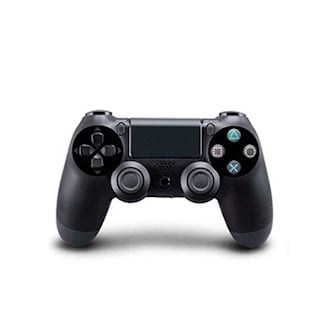 Svart, USB Cord, Spelkontroll till PS4 med USB-sladd, ,