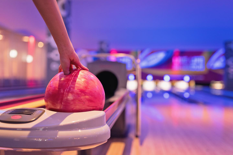 To runder bowling og pizza hos Bowling 1 Trondheim (1 av 1)