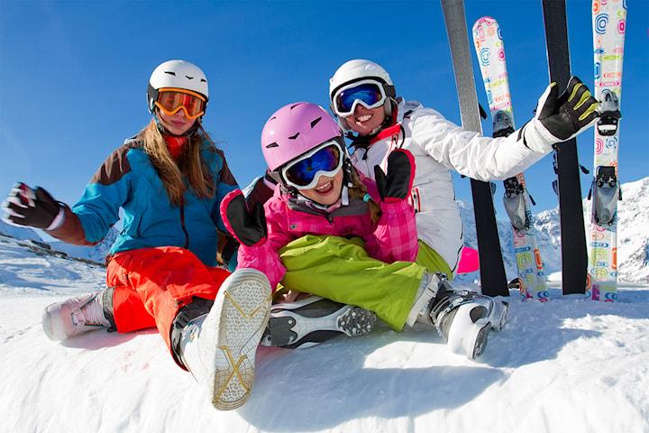 Slalåm- og snowboardkurs hos Skikurs.no