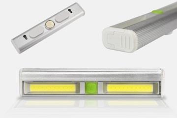 Batteridreven LED-lampe