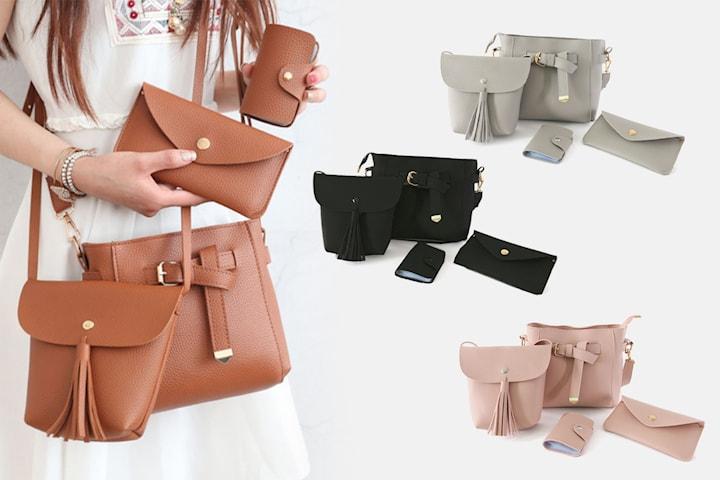 Väskor 4-pack