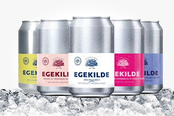 Egekilde Water 96 bokser - 5.20 kr pr boks