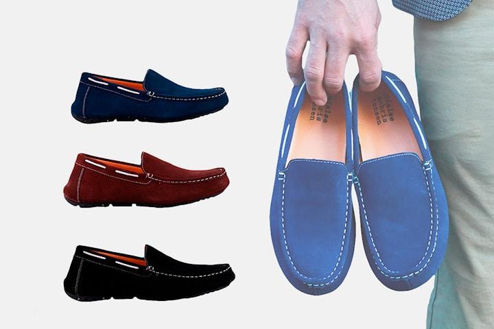 Nielsen & Christensen loafers herr
