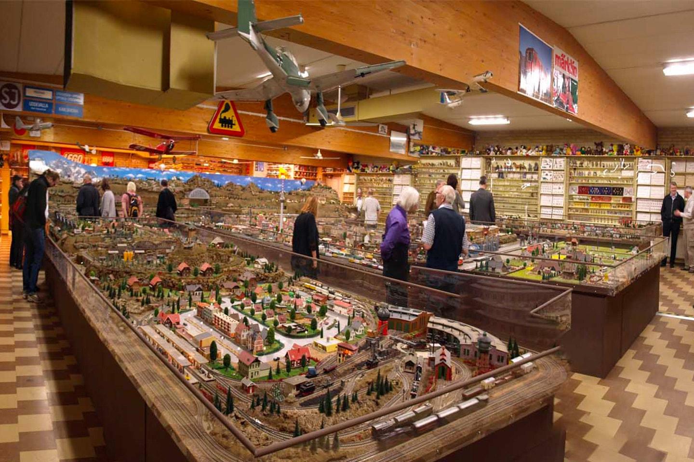 Inträde till Eslövs leksaksmuseum