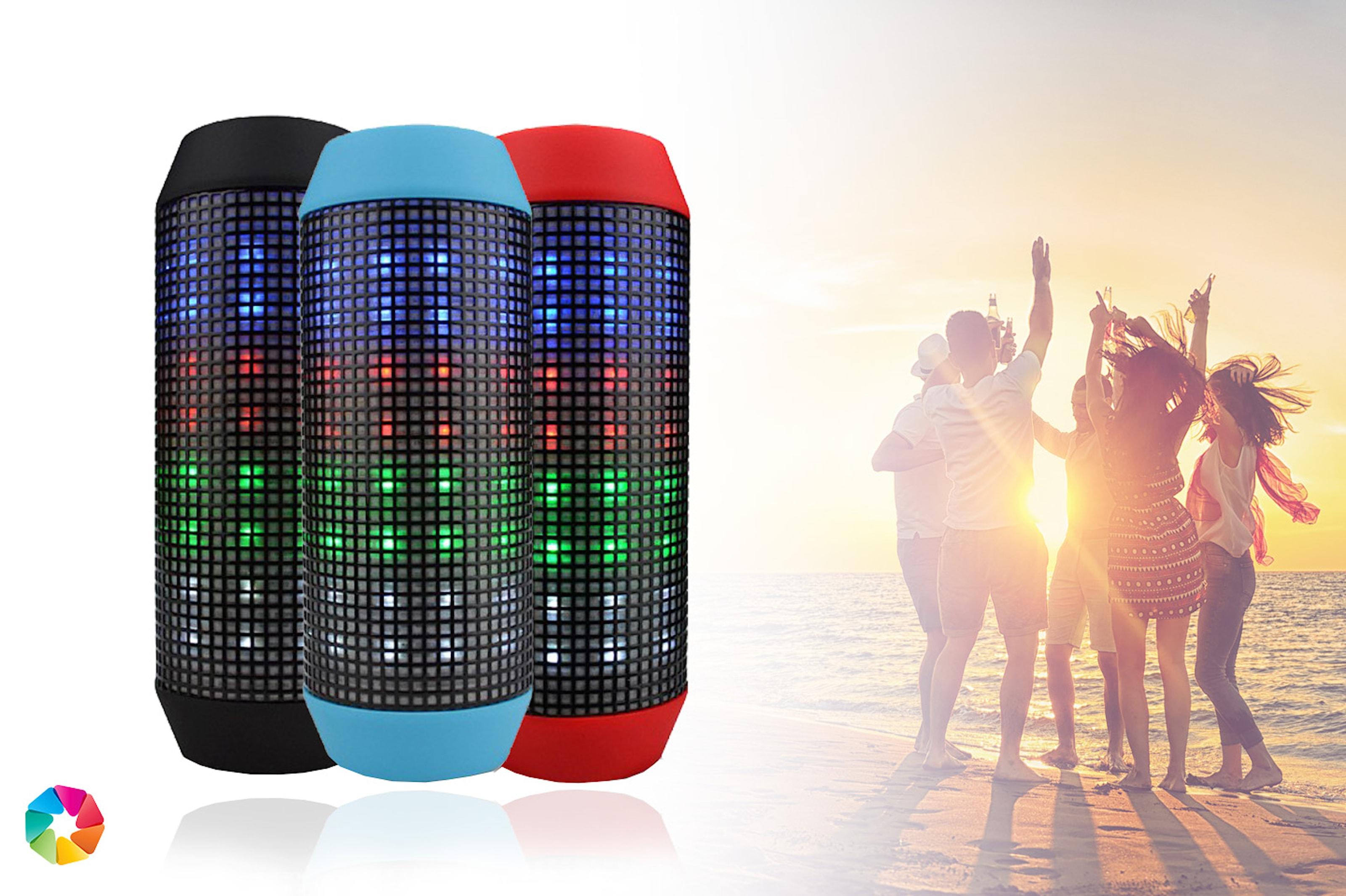 Trådløs Bluetooth høyttaler
