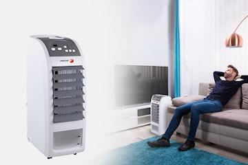 Fagor air cooler: kyler, fuktar och renar