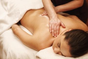 Klassisk massage hos Pistichia Personal Training Center