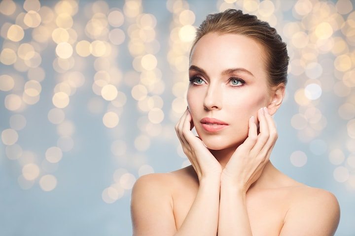 Ultralyd ansiktsbehandling hos Norwegian International Beauty Academy