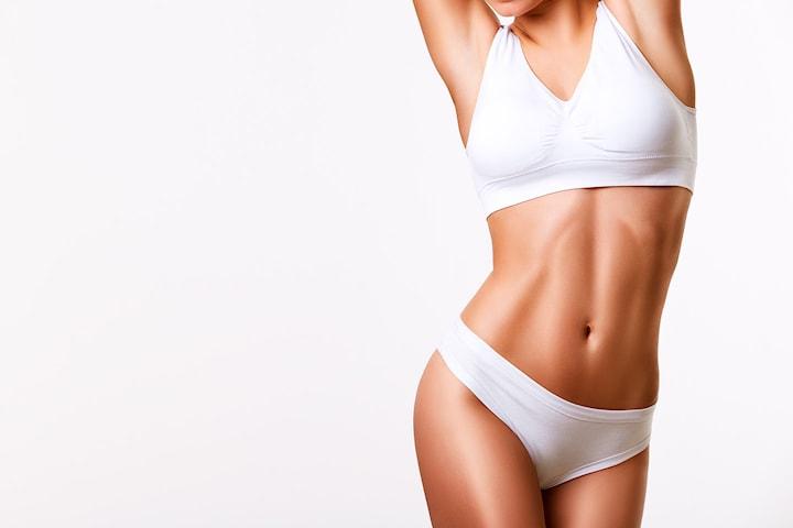 Permanent fettfjerning med Cavi-Lipo-Dex, opp til tre behandlinger