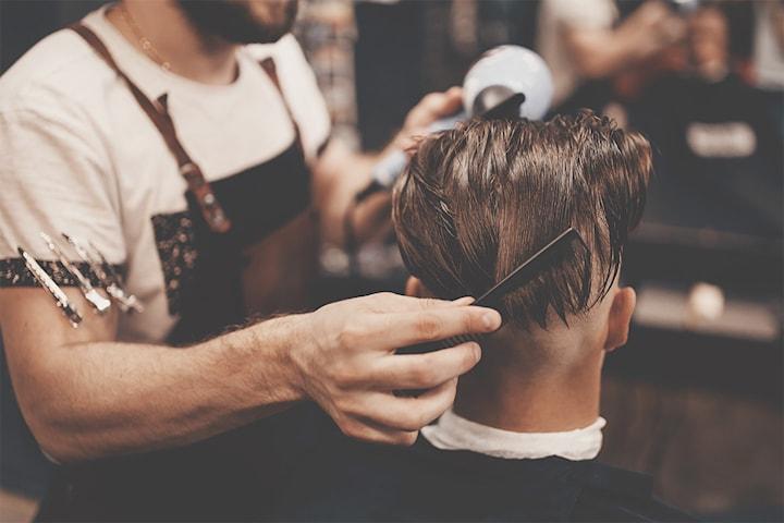 Herreklipp og styling hos Jan Barbershop på Majorstuen