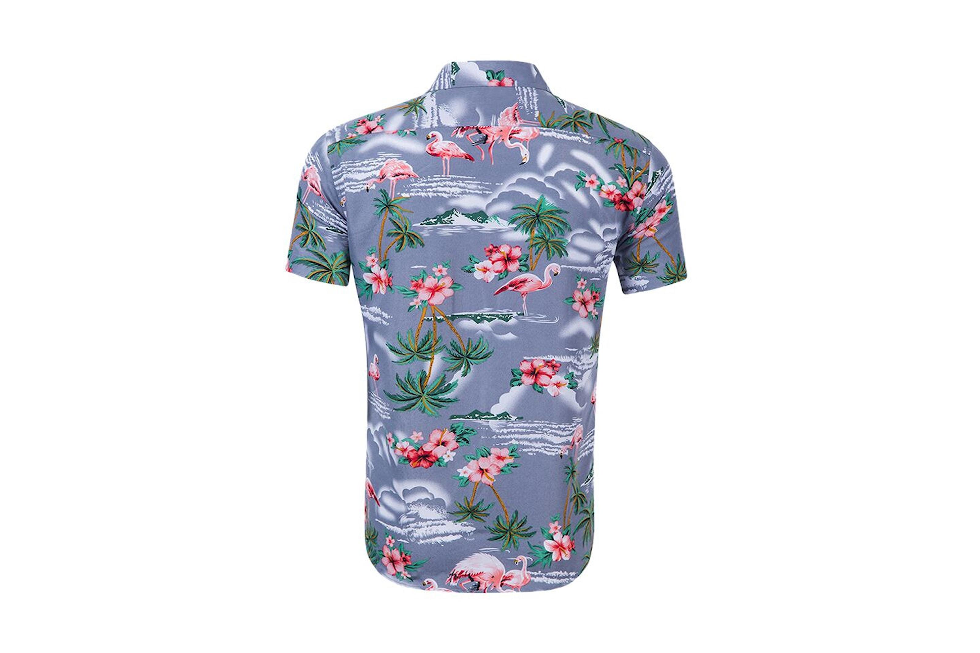 Hawaiiskjorte til menn