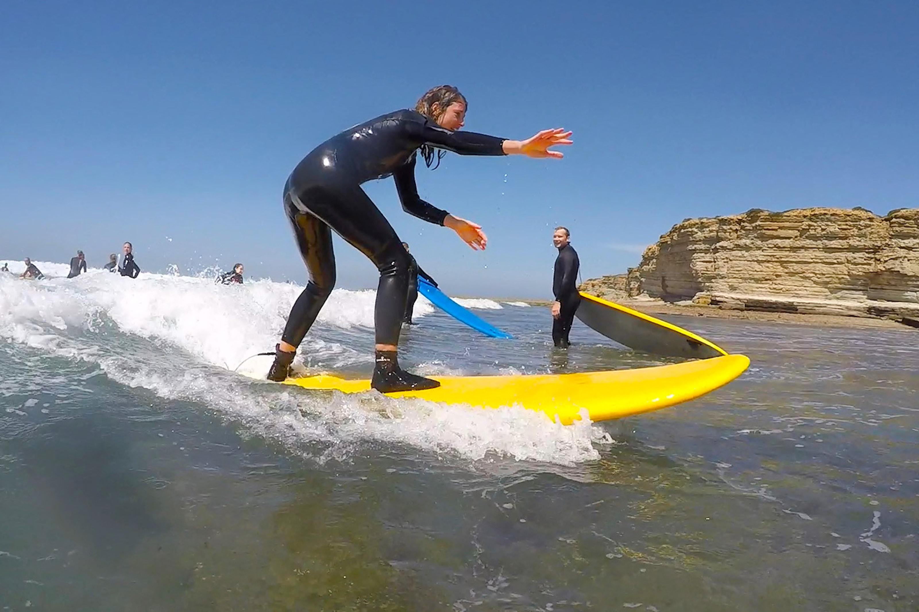 Surfa i Portugal
