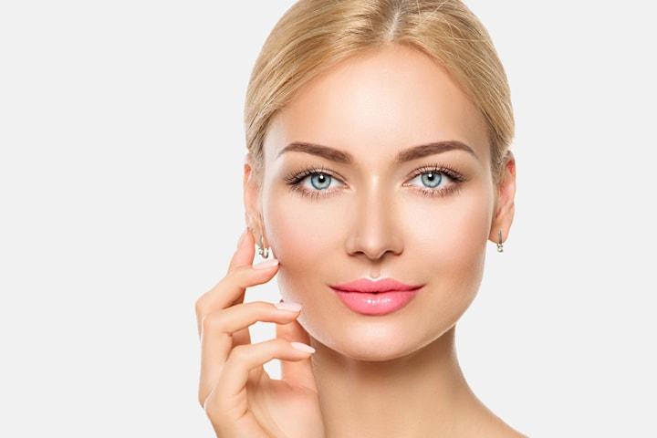 1 ml filler hos Bella's Beauty Clinique