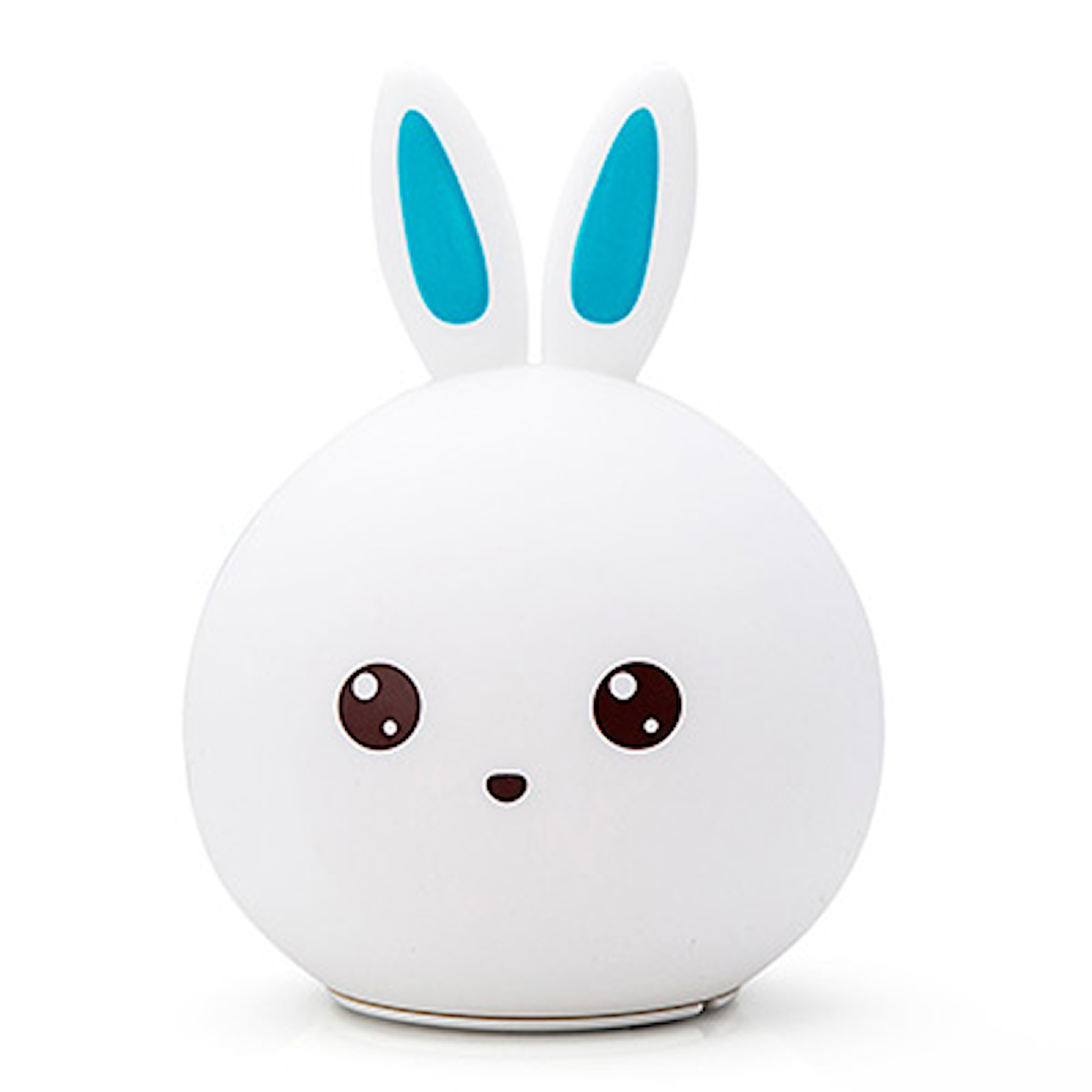 Blå, Rabbit Light Rechargeable, Kaninlampa, ,