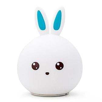 Blå, Rabbit Light Rechargeable, Kaninlampe, ,