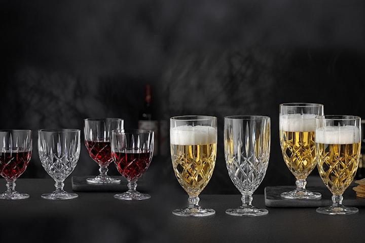 Nachtmann Noblesse vin- eller ölglas 4-pack
